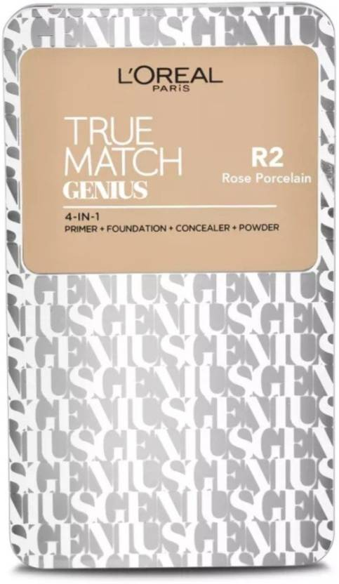 Loreal True Match Genius 4 In 1 Compact Foundation Price In India