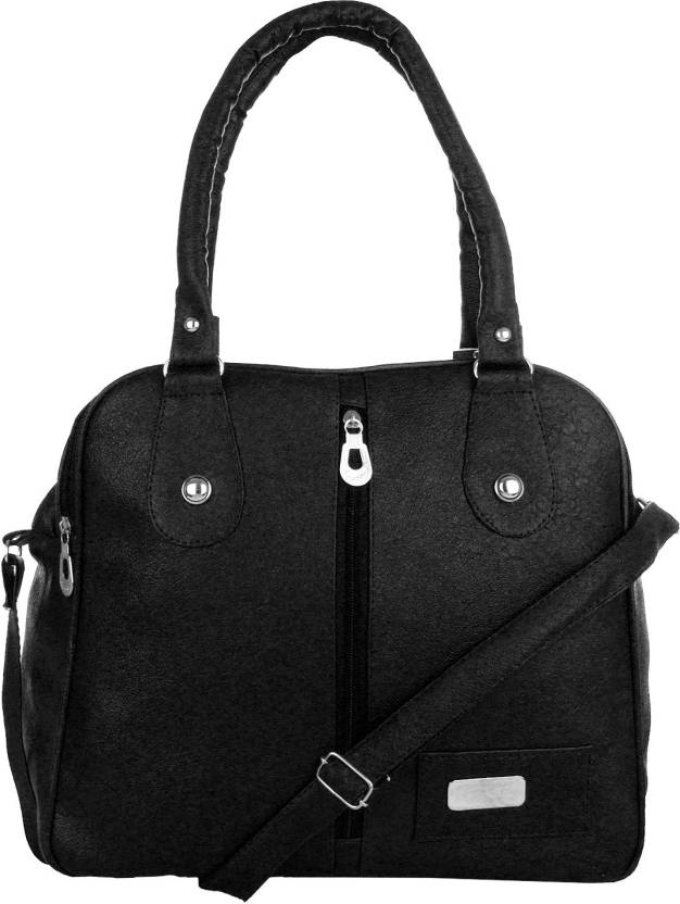 f4a34d0040 Buy Raleigh Hand-held Bag Black Online @ Best Price in India ...