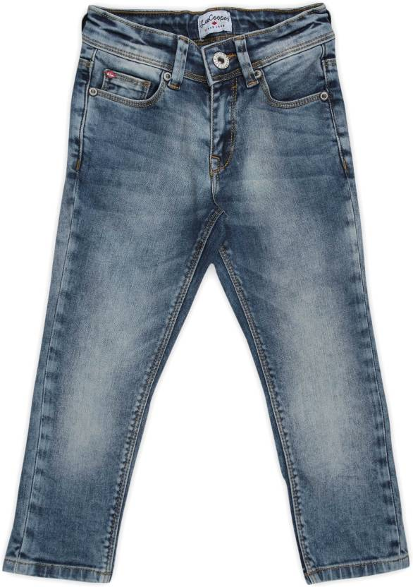 307b656b Lee Cooper Regular Boys & Girls Blue Jeans - Buy MSTONE Lee Cooper Regular  Boys & Girls Blue Jeans Online at Best Prices in India | Flipkart.com