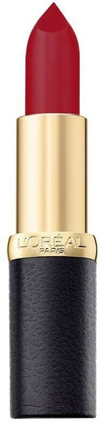 L'Oreal Paris Color Riche Moist Matte Lipstick, 3.