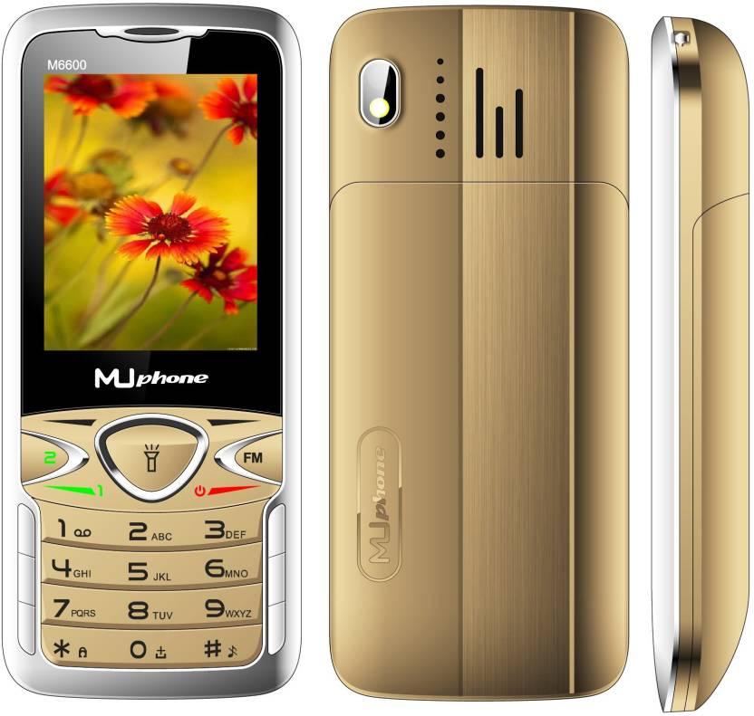 Muphone M6600(Gold)