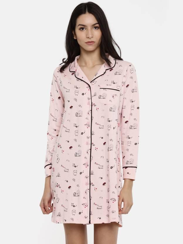 ec118ecc77 Slumber Jill Women Nightshirts - Buy Slumber Jill Women Nightshirts ...