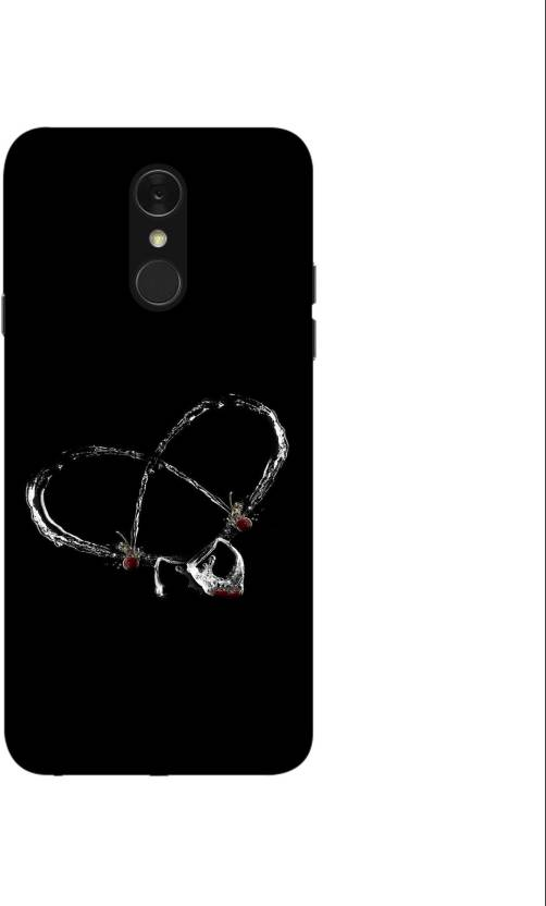 Flipkart SmartBuy Back Cover for LG Q Stylo 4 - Flipkart