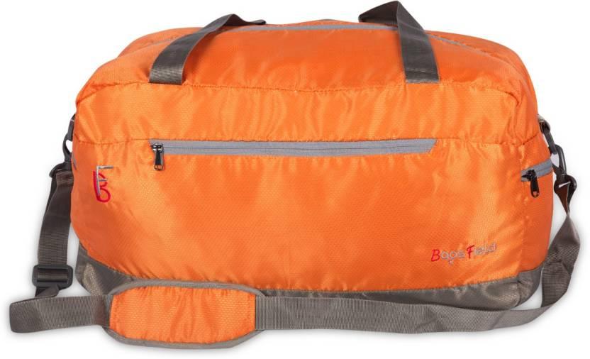 6905604030e2 Bags Field Floris 45 ltr Orange Large duffle bag Travel Duffel Bag (Orange)