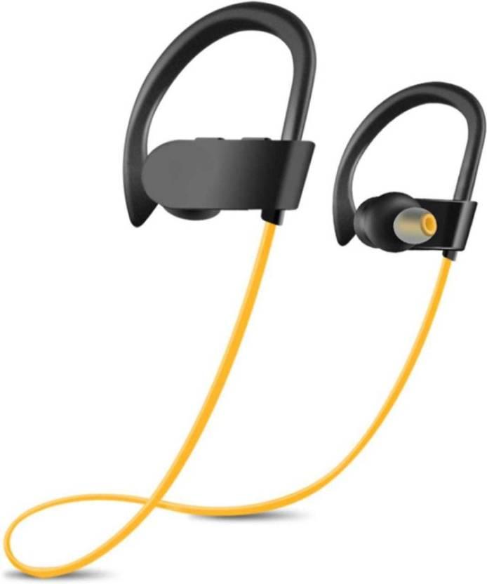 c49dcf9c180 comp gravit SURETY 100% Original & Genuine Powerful sound with enhanced bass  Wireless/bluetooth waterproof/sweatproof QC-10 Sports Bluetooth Headset with  ...