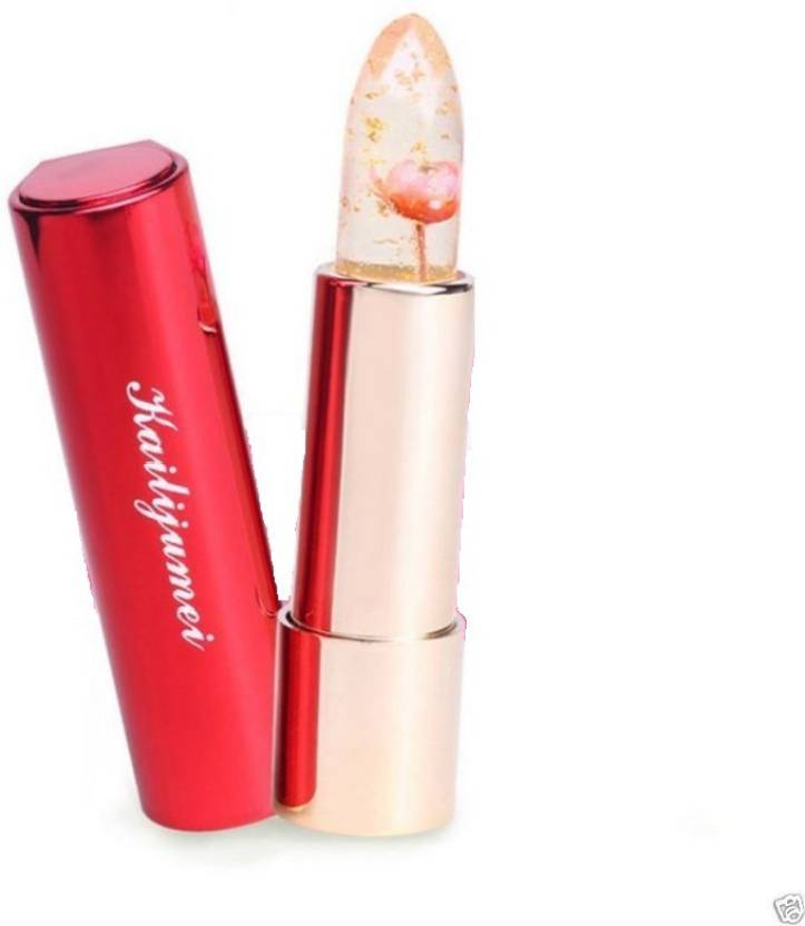 Generic LishMark Kailijumei Moisturize Translucent Surplus Bright Flower Jelly Temperature Color Change Lipstick Barbie Doll Powder (Barbie Doll Powder)