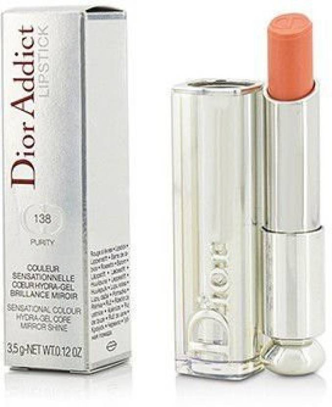 Generic Christian Dior Addict Lipstick, No  138 Purity, 0 12