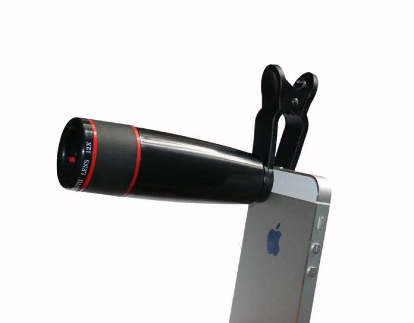 Hoc hrv 678f 8x gionee lens12x lens mobile lensuniversal