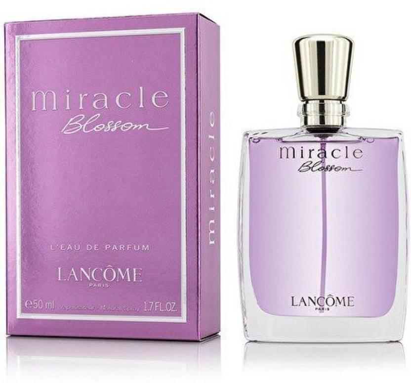 9d4f91a12 LANCOME PARIS Miracle Blossom Eau De Parfum Spray 50Ml/1.7Oz Eau de Parfum  - 50 ml (For Women)