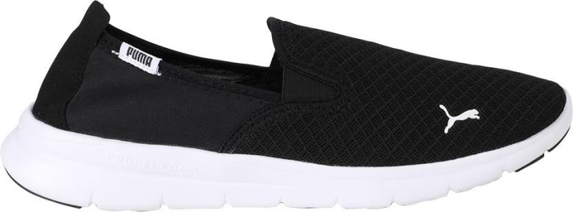 Puma PUMA Flex Essential Slip On Training   Gym Shoes For Women ... 30daf18564