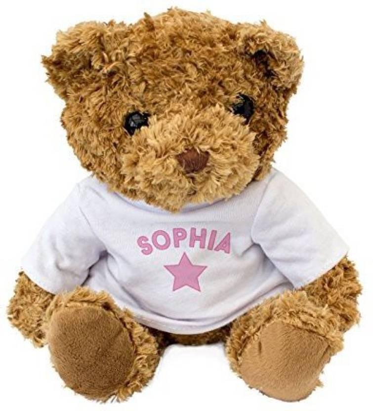 Generic London Teddy Bears New Sophia Bear