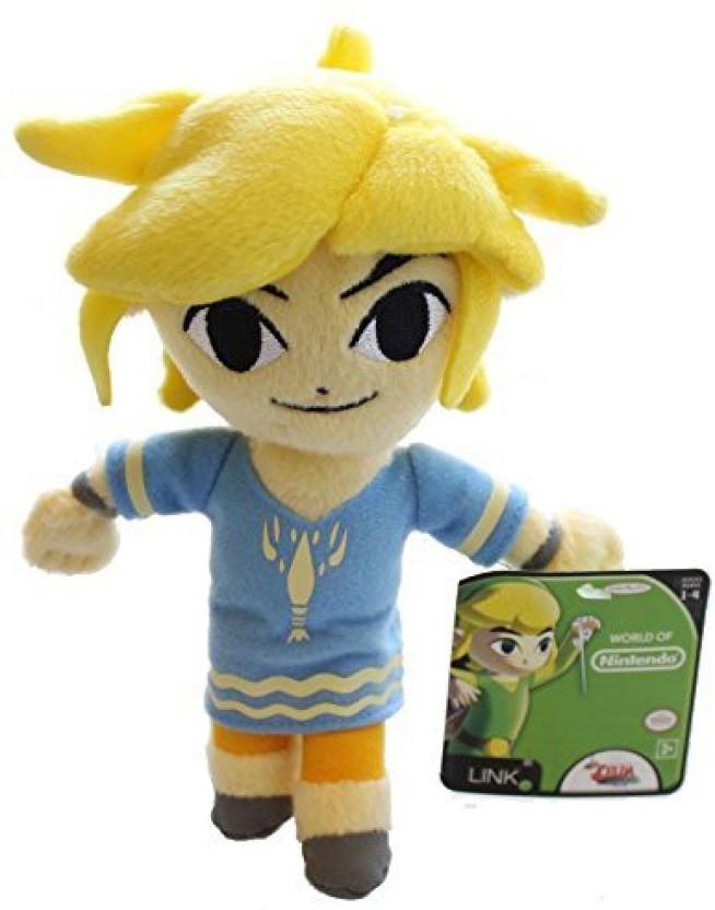 Legend of Zelda Wind Waker Link 6-Inch Plush Toy