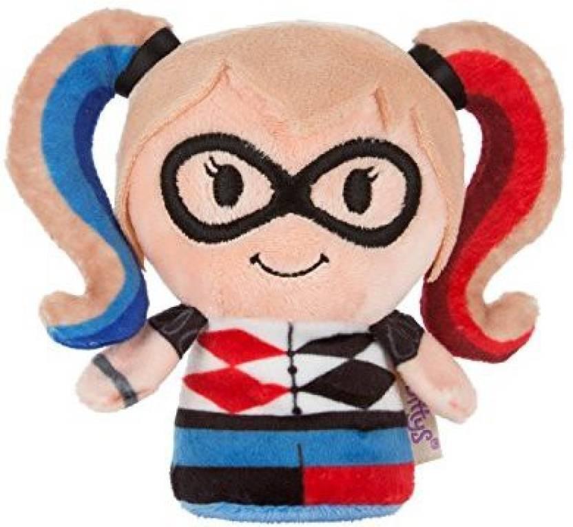 Hallmarc 25483870 Harley Quinn Itty Bitty Soft Toy 3 15 Inch