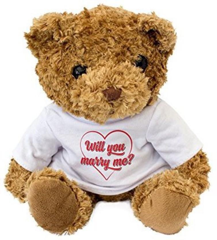 Bear Teddy Plush 30cm 11inch Stuffed Animal Toy Gift Soft Valentine New Brown