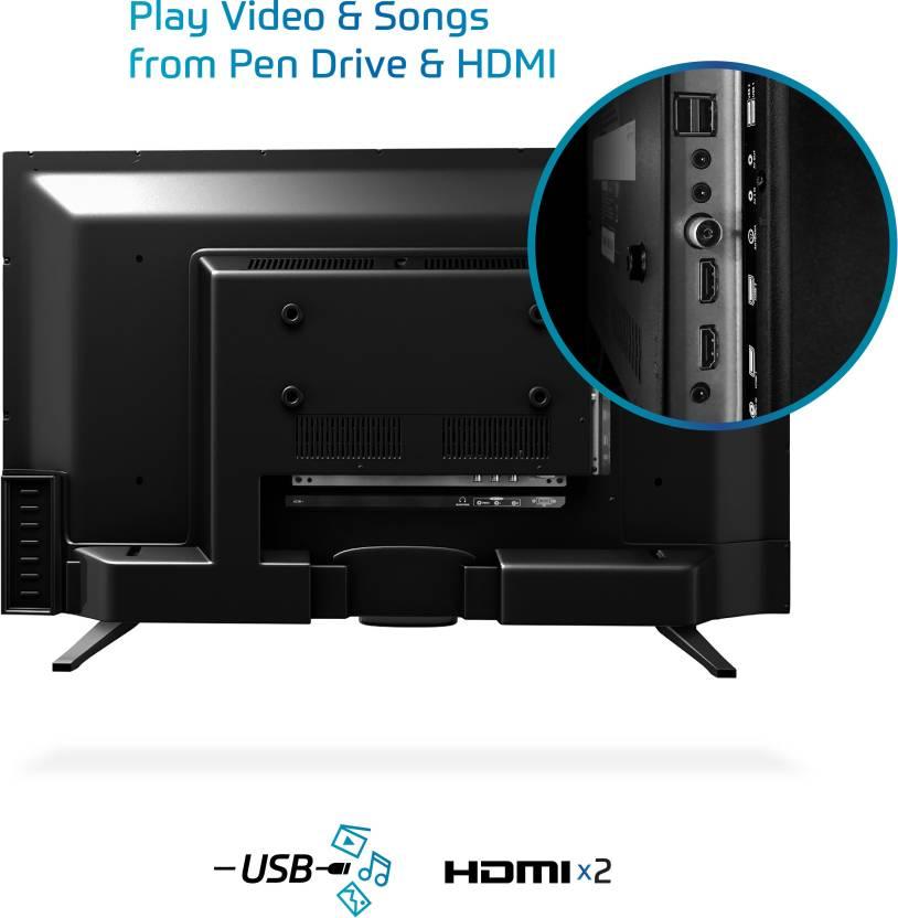MarQ by Flipkart Innoview 80cm  32 inch  HD Ready LED TV 32DSHD  MarQ by Flipkart Televisions