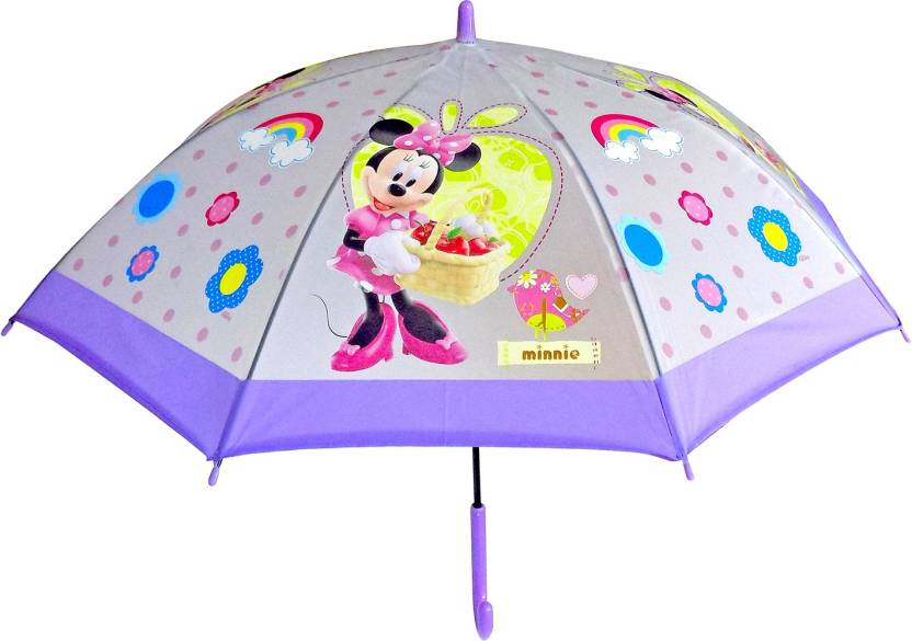 d04c1a39a9a30 Majik Mickey Mouse Design Umbrella For Kids