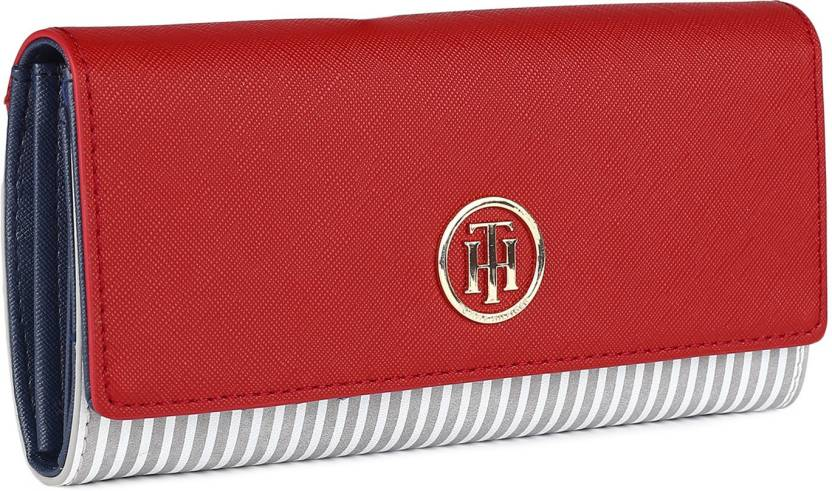 bb0bef82 Tommy Hilfiger Women Evening/Party Multicolor Artificial Leather Wallet