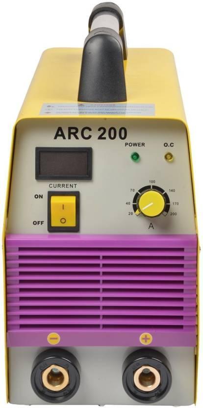 GK 36 & CO ARC200 Inverter Welding Machine