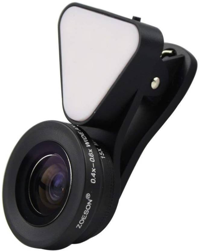 new products c5a33 a45b4 TSV Flash Light Camera Lense Compatible With VIVO V9 Mobile Phone ...