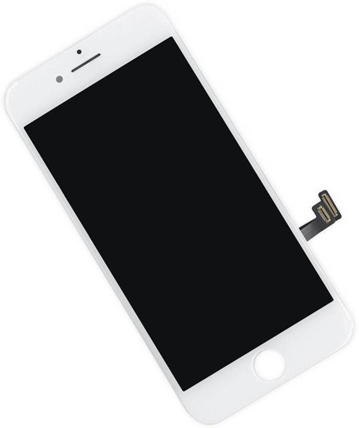 finest selection 68b1d 6174e THECHOPRA Apple iPhone 7 Plus Display / Folder White IPS LCD Price ...