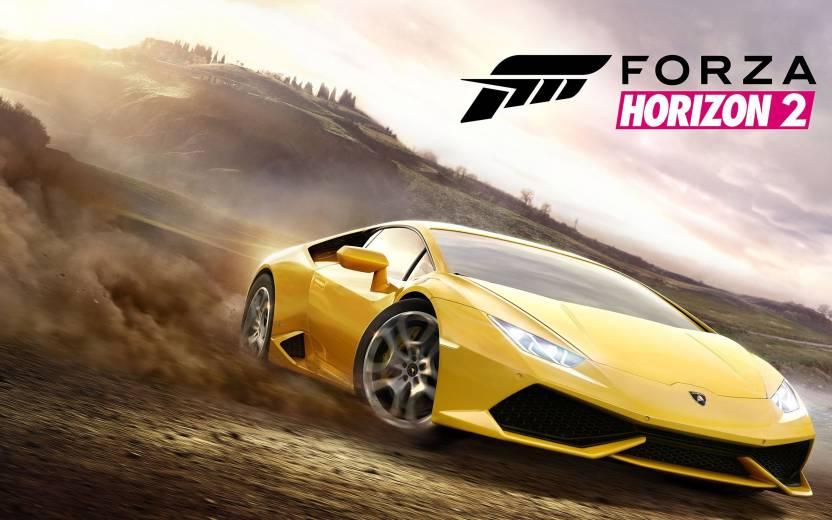 JBD FORZA HORIZON 2 RACING {Offline} PC Game Price in India - Buy
