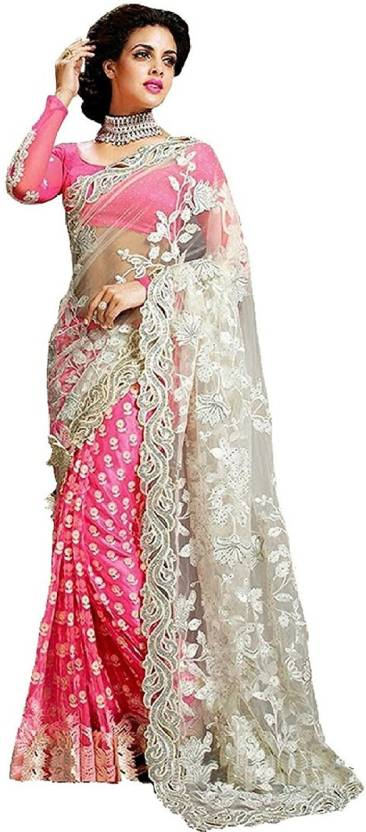 b4f95598a45b7 Buy Lajree Designer Embroidered Bollywood Silk