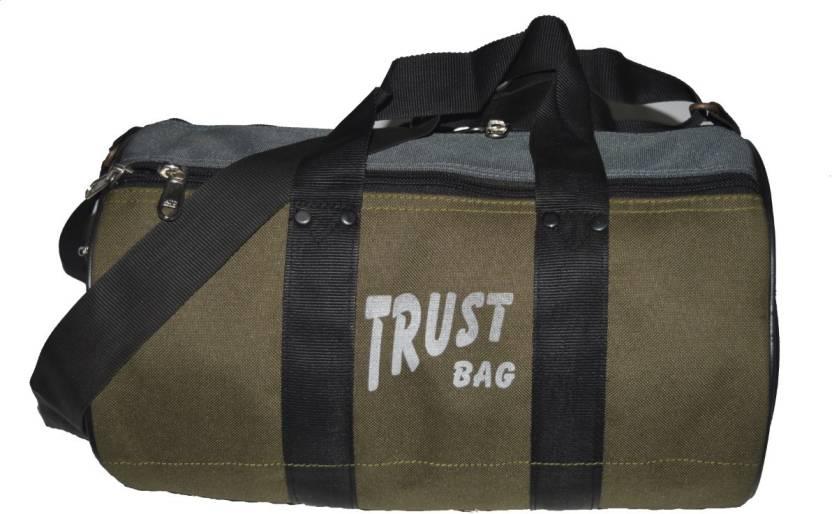 f61aa8336c0d Trust Bag Emporium 1 No. Goal Gym Sports Bag Gym Bag - Buy Trust Bag ...
