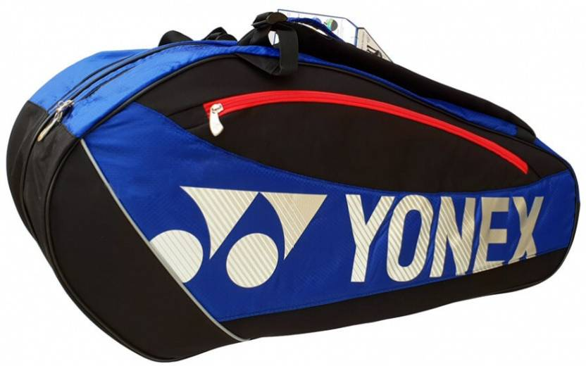 235039a01ae Yonex 5726TK Badminton Kitbag with Separate Shoe Compartment - Blue Badminton  Kitbag (Blue