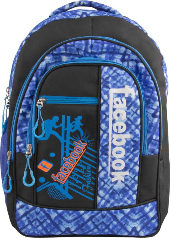 Star Fashion SMART KIDS SCHOOL AND COLLEGE BAGS FOR GIRLS BOYS BACKPACK Birthday Gift Picnic Bag 8 L BLUE 16 INCHES Size X B H 27 17 40 Cm