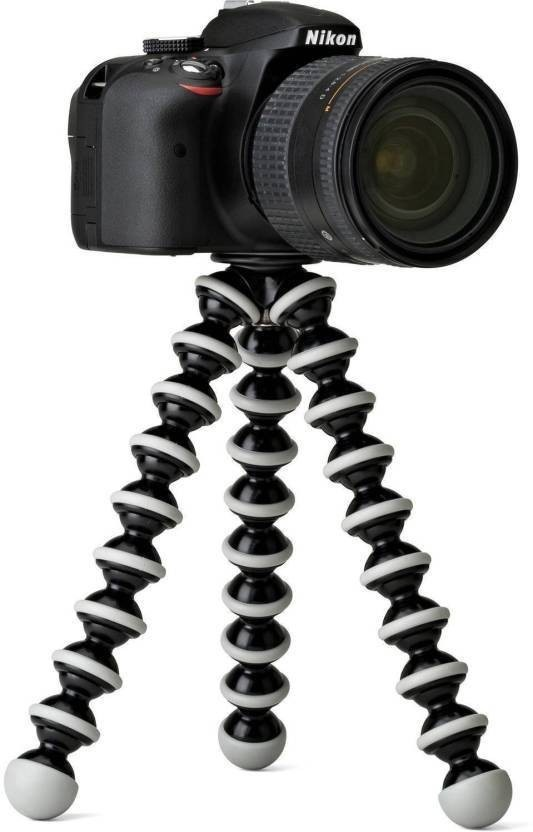 Portable Foldable Mini Tripod Monopod Handle Grip for DSLR Digital Camera
