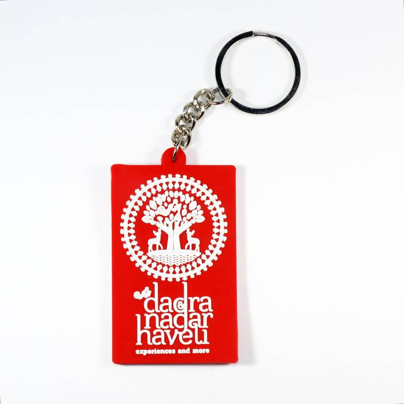 The Silva Store Logo - Red Key Chain Price in India - Buy The Silva ... c0247db67d26