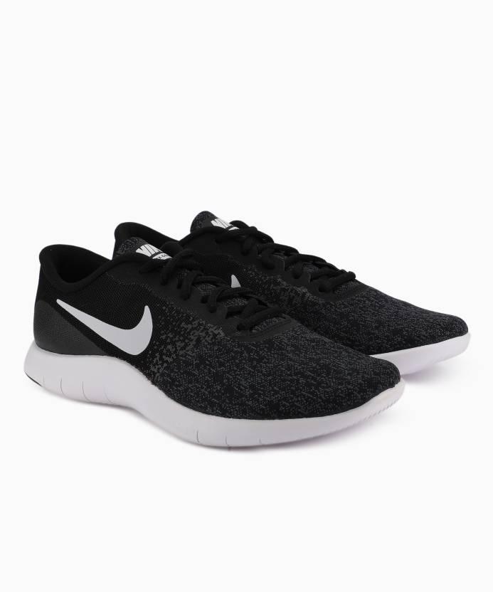 88e6070059f5 Nike WMNS NIKE FLEX CONTACT Running Shoes For Women - Buy Black ...