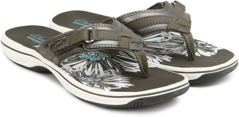 7fdfa0fe09a Clarks Brinkley Sea Pewter Slippers - Buy Pewter Color Clarks Brinkley Sea  Pewter Slippers Online at Best Price - Shop Online for Footwears in India  ...