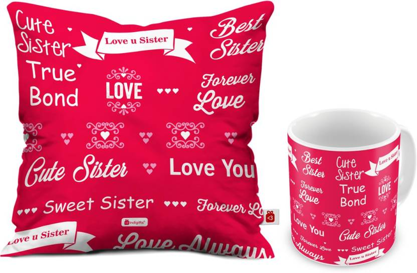 Indigifts Rakhi Gift Gifts For Sister Birthday Gifts For Sister