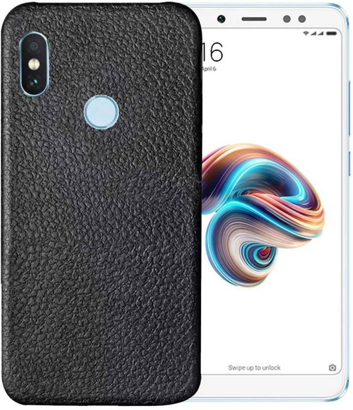 huge discount 821ba 80e7c Johra Book Cover for Mi Redmi Note 5 Pro, Mi Redmi Note 5 Pro