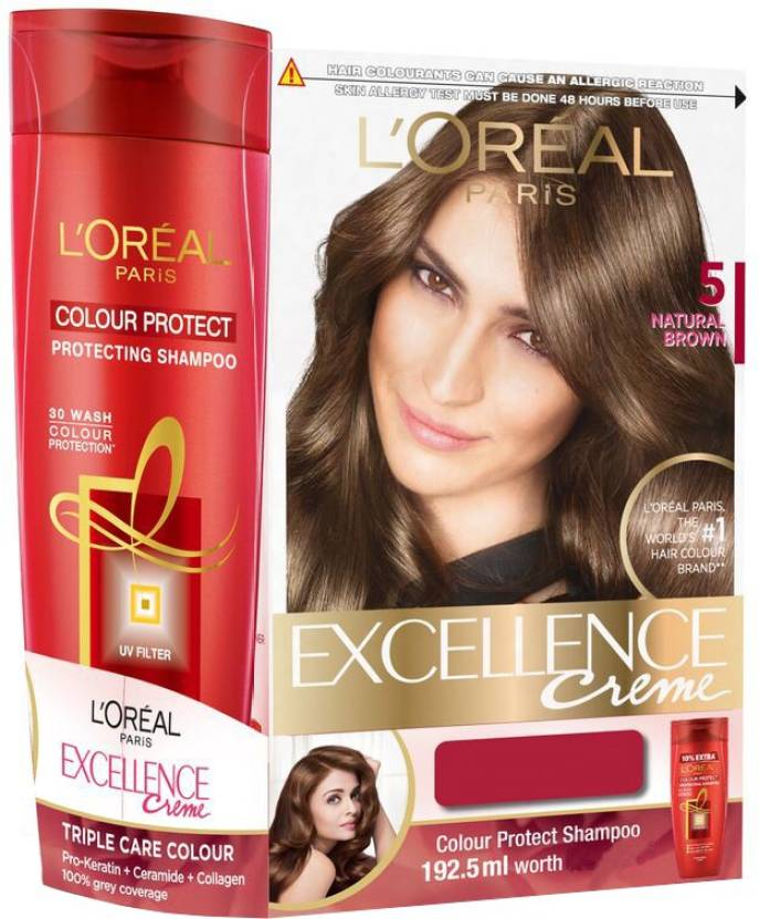 Loreal Paris Excellence Creme Hair Color Price In India Buy L