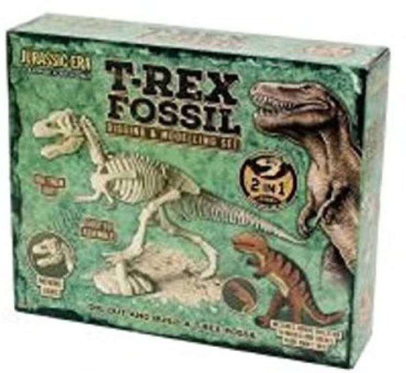 Educational Toys Dinosaur Skull Fossil Excavation Kit Kandy toys