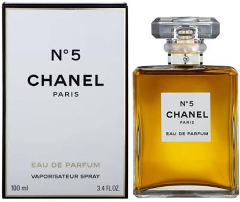 6c65a9ab35e Buy Chanel Paris No.5 Perfume Eau de Toilette - 100 ml Online In ...