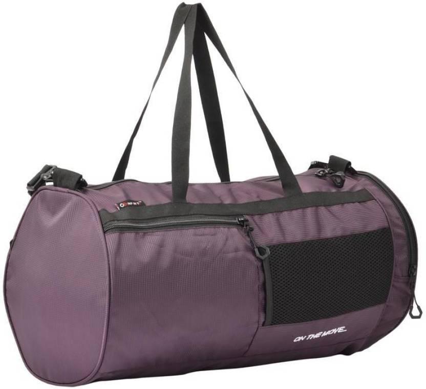 defbae8b943 INFINITI Trendy Gym Bag (Burgandy) - Buy INFINITI Trendy Gym Bag ...
