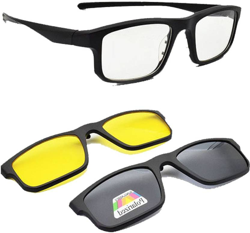 e494ff2da6 Buy Vast Spectacle Sunglasses Clear