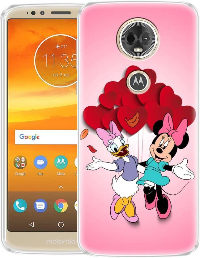 promo code dd69b 578e2 Nainz Back Cover for Motorola Moto E5 Plus - Nainz : Flipkart.com