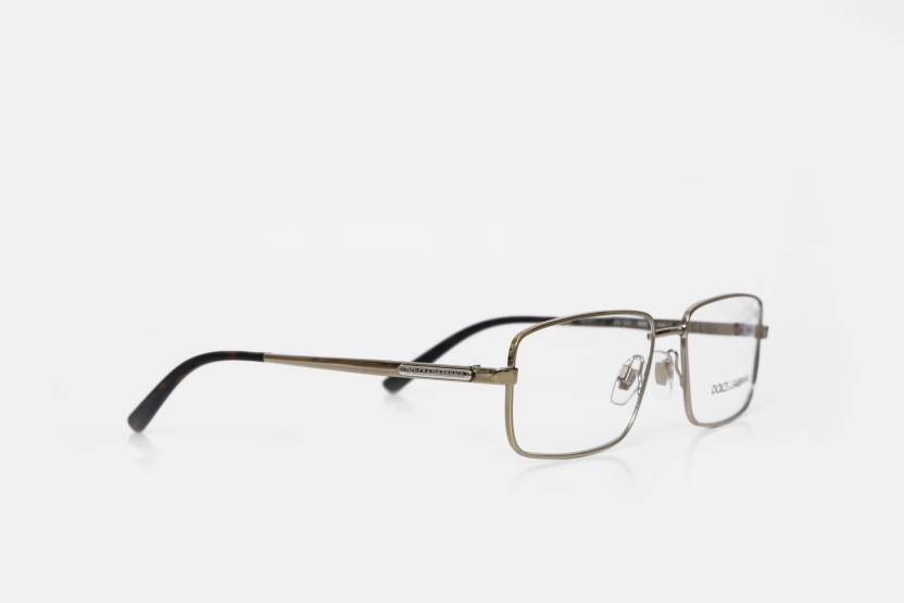 42c2bde0769e Buy Dolce   Gabbana Rectangular Sunglasses Clear For Men   Women ...