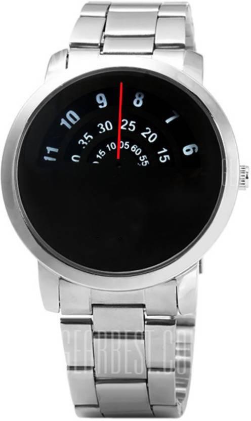 0f790ba0aab Lifetime boys watch paidu black new designed dial metal wrist watch  professional men watch in low