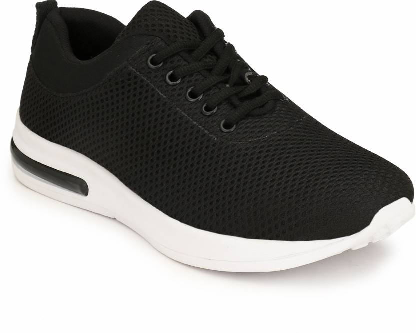 DERBY KICKS WALKING SHOES FOR MEN (BLACK) Walking Shoes For Men (Black) 271b2597a1c6