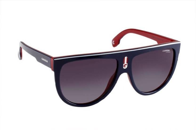 90688b6dd Buy Carrera Wayfarer Sunglasses Blue For Men Online @ Best Prices in ...