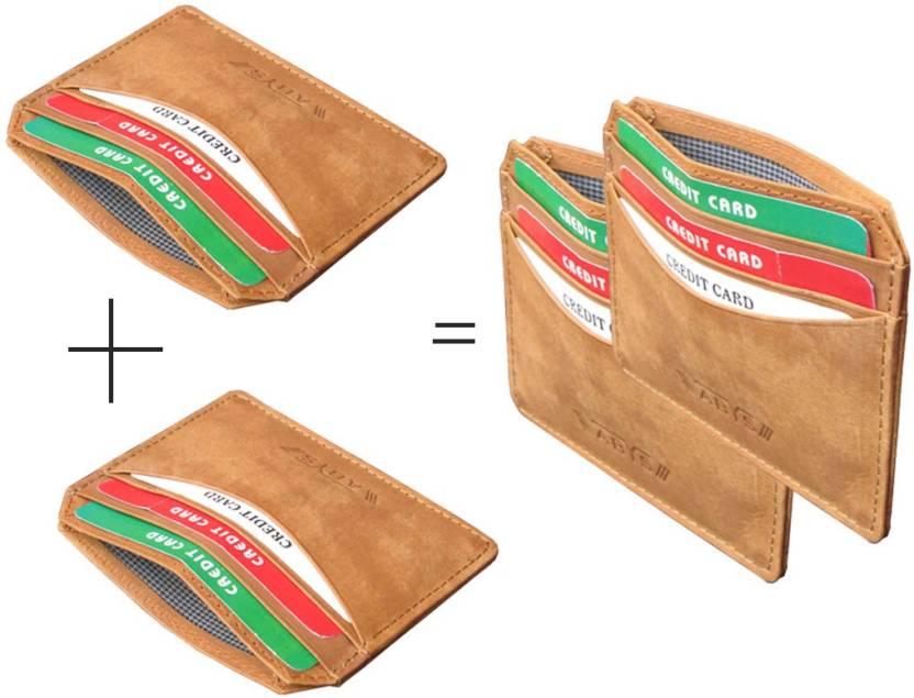 Flipkartcom Abys Genuine Leather Combo 6 Card Holder Business