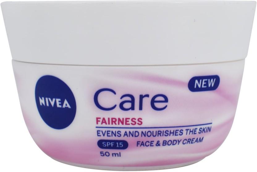 nivea face moisturizer