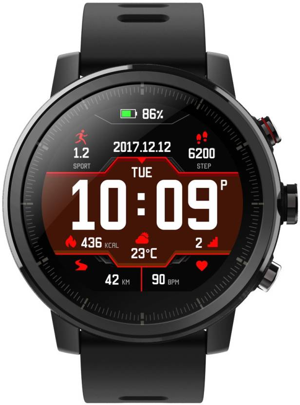 Huami Amazfit Stratos Black Smartwatch