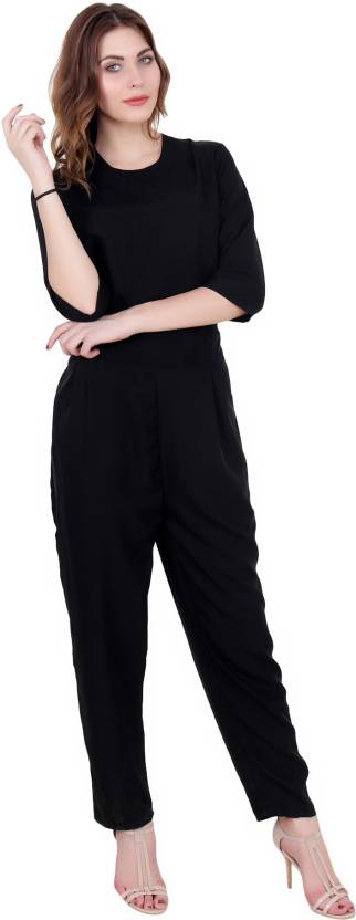 My Swag Solid Women s Jumpsuit - Buy My Swag Solid Women s Jumpsuit ... 2264cf1137