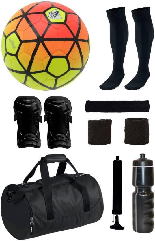 Retail World Ordem Orange Yellow Football (Size-5) with 7 Other items Football  Kit - Buy Retail World Ordem Orange Yellow Football (Size-5) with 7 Other  ... bd5cae6ab8dd7